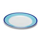 Figgjo 1363HHCAU Capri turkis/blå tallerken Ø21 cm H2,1 cm