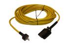 "Lilleborg Handy HS 15""/17""/20"" kabel 15 mtr"
