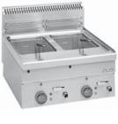 MBM Minima EF66 el. Frityrtopp kap.10+10 L. 400V 50Hz 3N