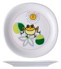 Benedikt KVA2219 barneservise Jenny frosk desserttallerken ø