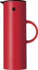 Stelton thermokanne rød 1L