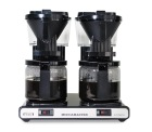 Moccamaster KBG744AO-B kaffetrakter dbl. sort 2x1,25L 50/60H