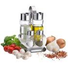 Apotek med salt, pepper, olje og eddik 4 stk