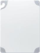 Skjærebrett Saf-T-Grip hvitt 305 x 457 x 13 mm