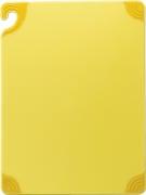 Skjærebrett Saf-T-Grip gult 152 x 229 x 94 mm