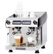 Crem Megacrem mini control espressomaskin  2gr H/G sort