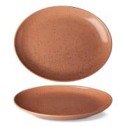 Benedikt LST3032 Lifestyle Terracotta tallerken oval 32 cm