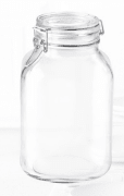 Bormioli Fido glasskrukke 150 cl