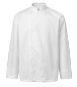 Segers kokkejakke 1607-201 str C46 hvit lang arm