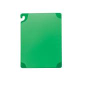 Skjærebrett Saf-T-Grip grønn 229 x 305 x 9,5 mm