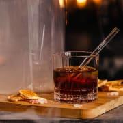 Sugerør i glass 15 cm stk salg