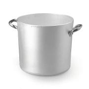 Aluminiumskjele 65L ø45 cm h40 cm