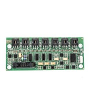 Board for connecting of sensors