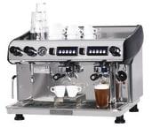 Crem Megacrem control espressomaskin 2gr H/G sort 3-fas