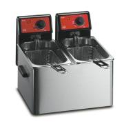 FriFri Eco 4+4 bordm 2x 3,2kW AC 230V dim: 348x375x295mm