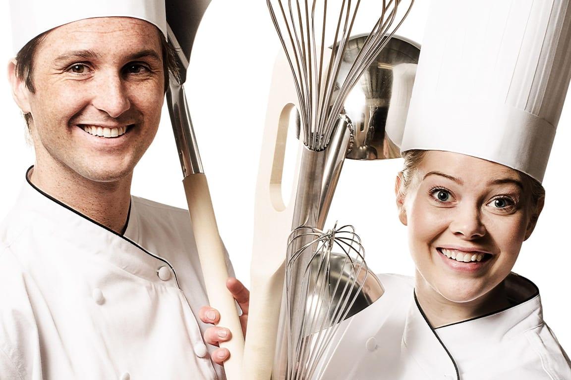 Vi kan kjøkken fra A til Å!