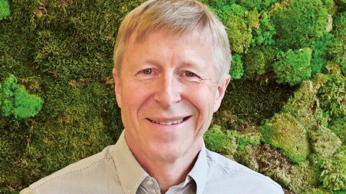 Den nye sjefen i Skogeierforbundet