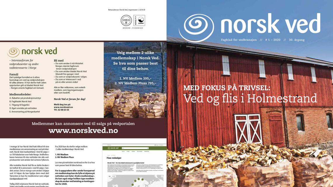 Norsk Ved Blad Nr. 01