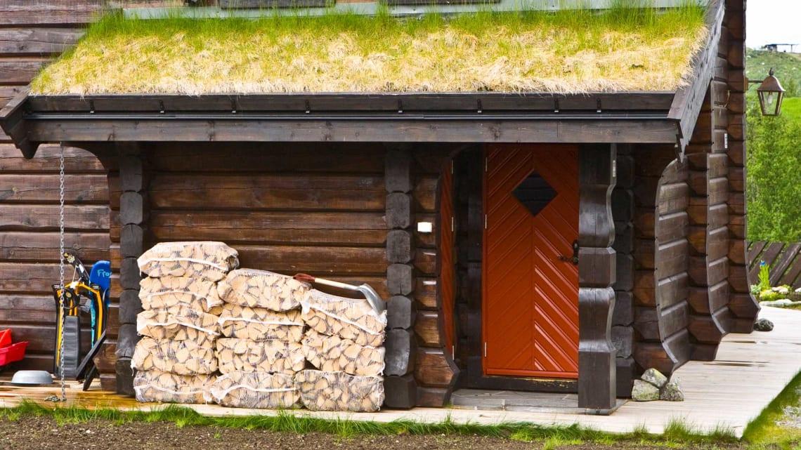 Mange velger nok hytteferie i år