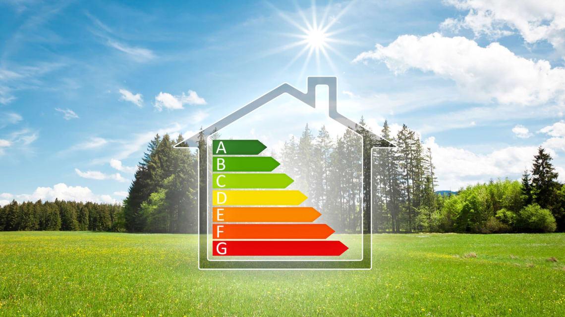 Ny energimerking for boliger: Fordel med vedfyring