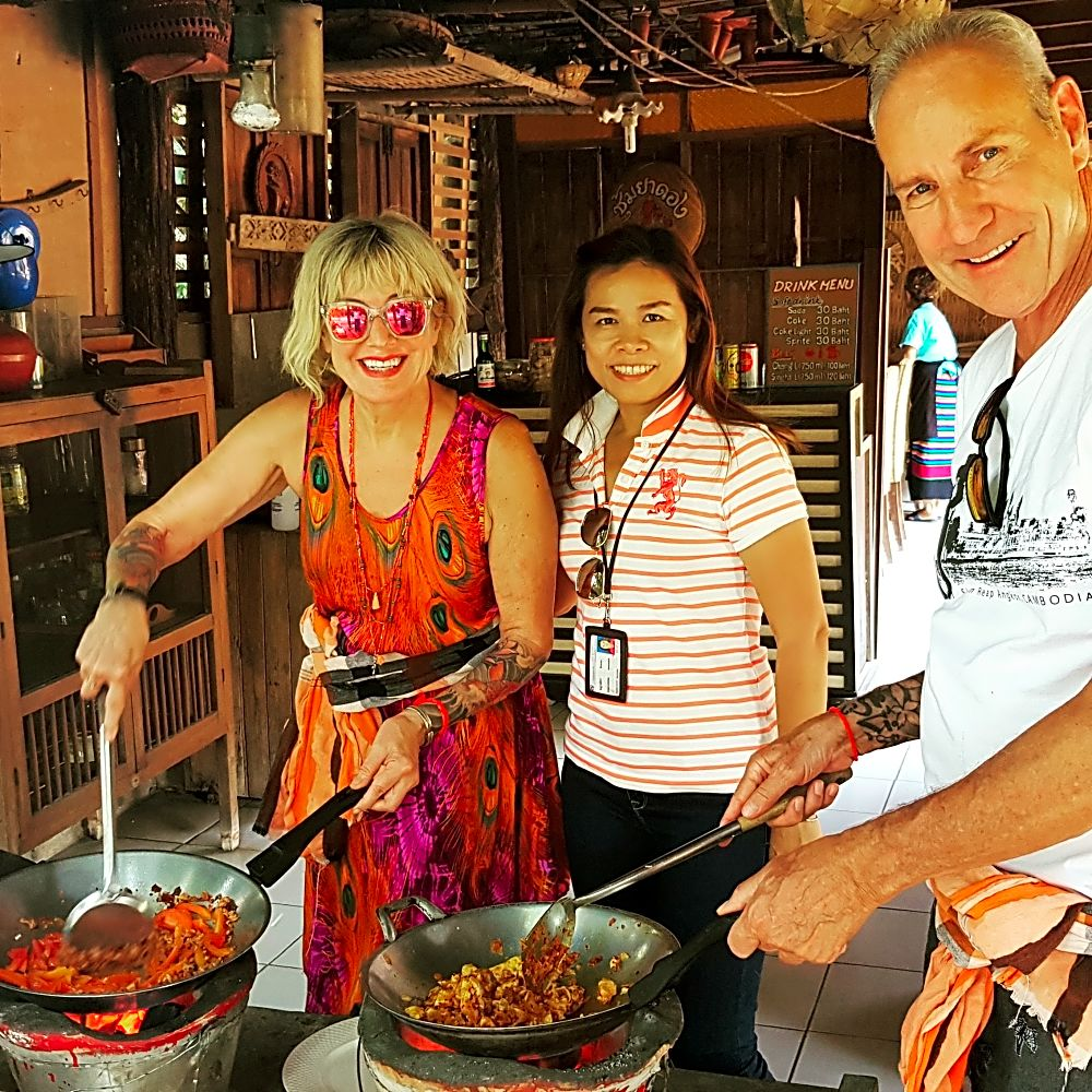 Lanna Culture & Private Cooking Class