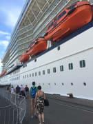 Crucero en Civitavecchia