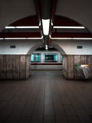 Estación del metro de Roma