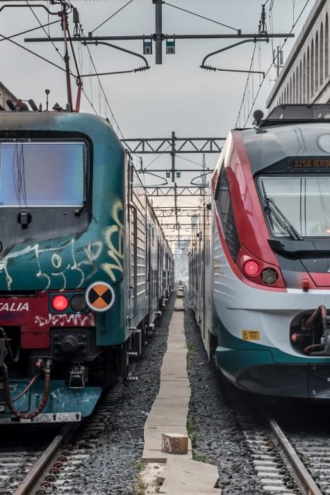 Roms Regionalbahnen