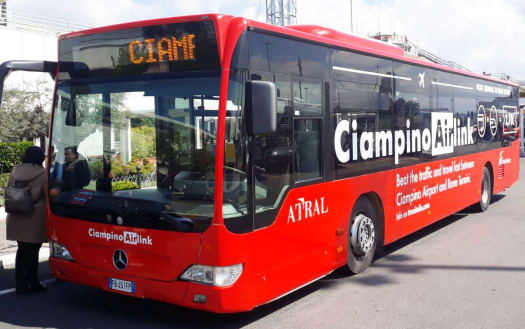 Ciampino Airlink-Bus