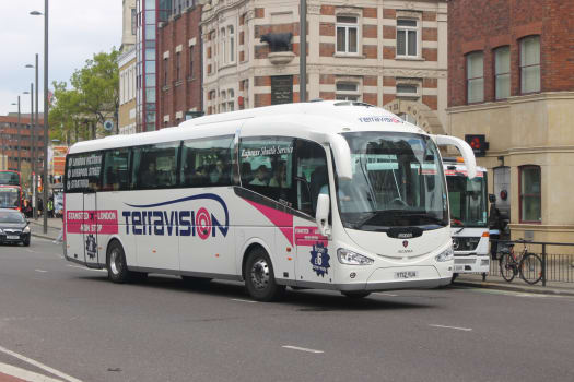 Autobús Terravision