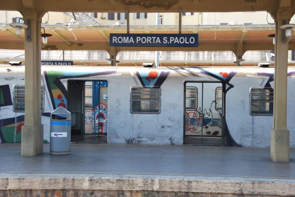 Roms Vorortbahn