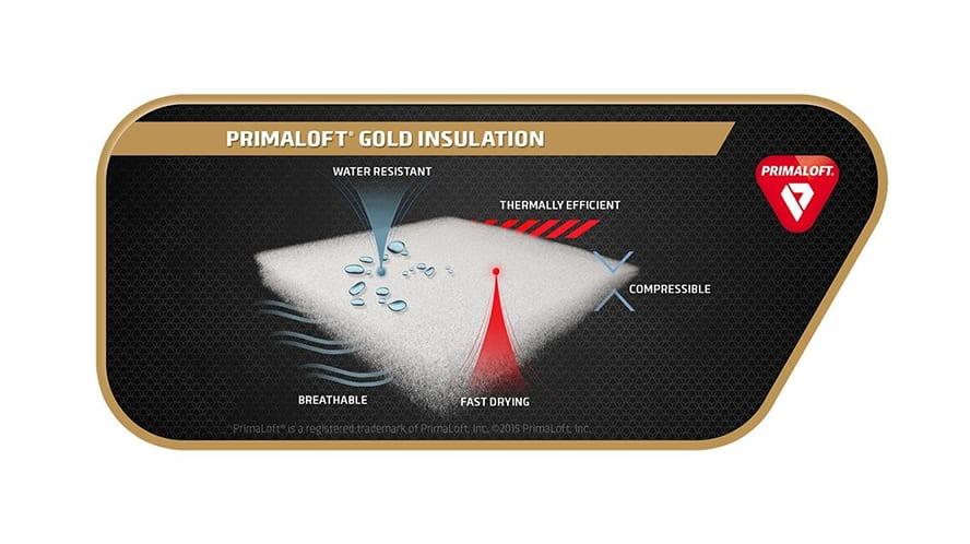 Primaloft Gold isolasjon