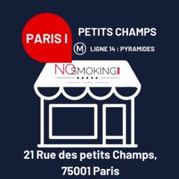 1 Vape Shop Paris 75