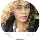 Stephanie Sims, Notary Public, Union City, GA 30291-7171