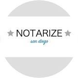 Notarize San Diego, Notary Public, San Diego, CA 92103