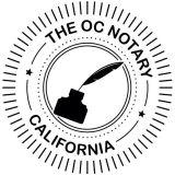 The OC Notary, Notary Public, Irvine, CA