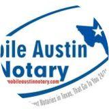 www.MobileAustinNotary.com, Notary Public, Austin, TX 78745