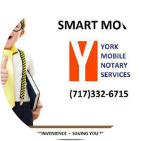 York Mobile Notary Services, Notary Public, York, PA 17403-3207
