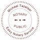 Michael Tazelaar, Notary Public, Sun Prairie, WI 53590-1942