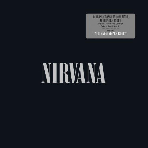 Nirvana Album Art