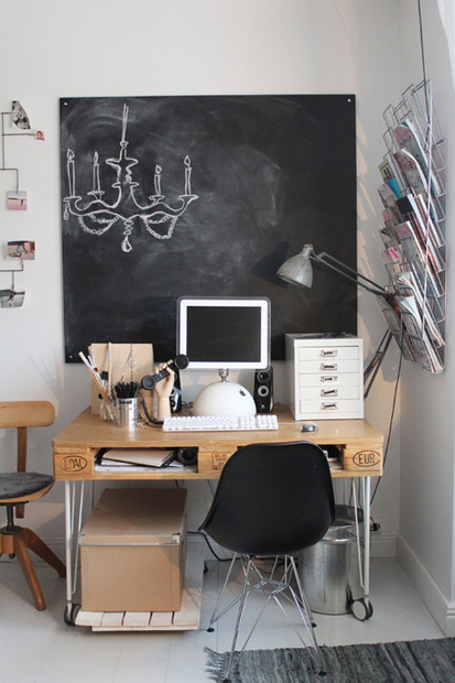 7 modern desk set-ups and how to get their look (plus, one great
