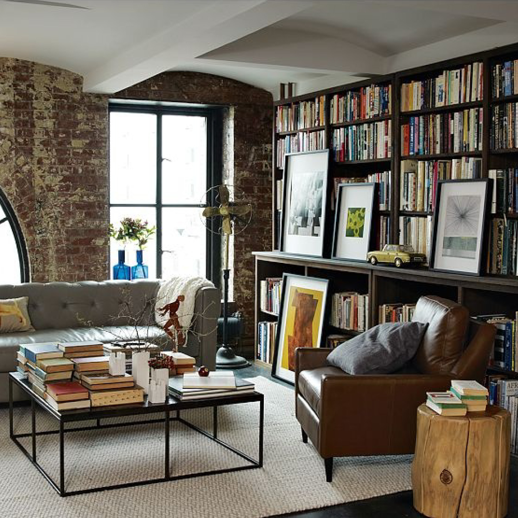 West Elm 39 S Most Repinned Living Room The Accent
