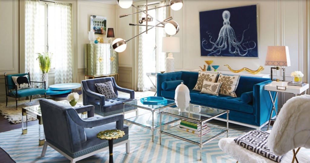 Real vs Steal: A Gorgeous Jonathan Adler Living Room - The Accent™