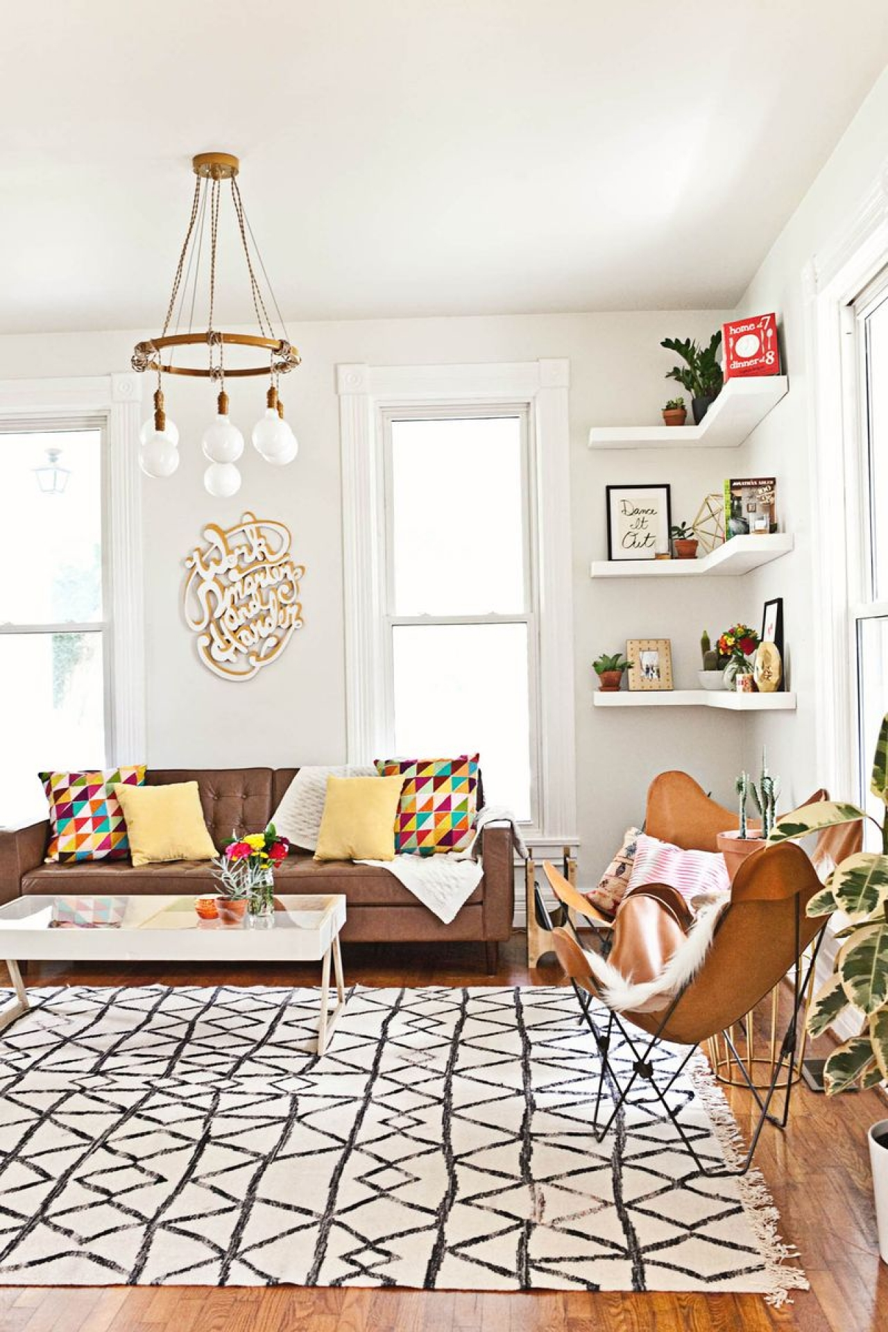One Room, Three Looks: A Boho-Inspired Living Room - The Accent™