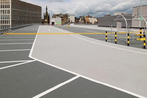 Deckshield - Sistema de cubiertas (Parqueos)
