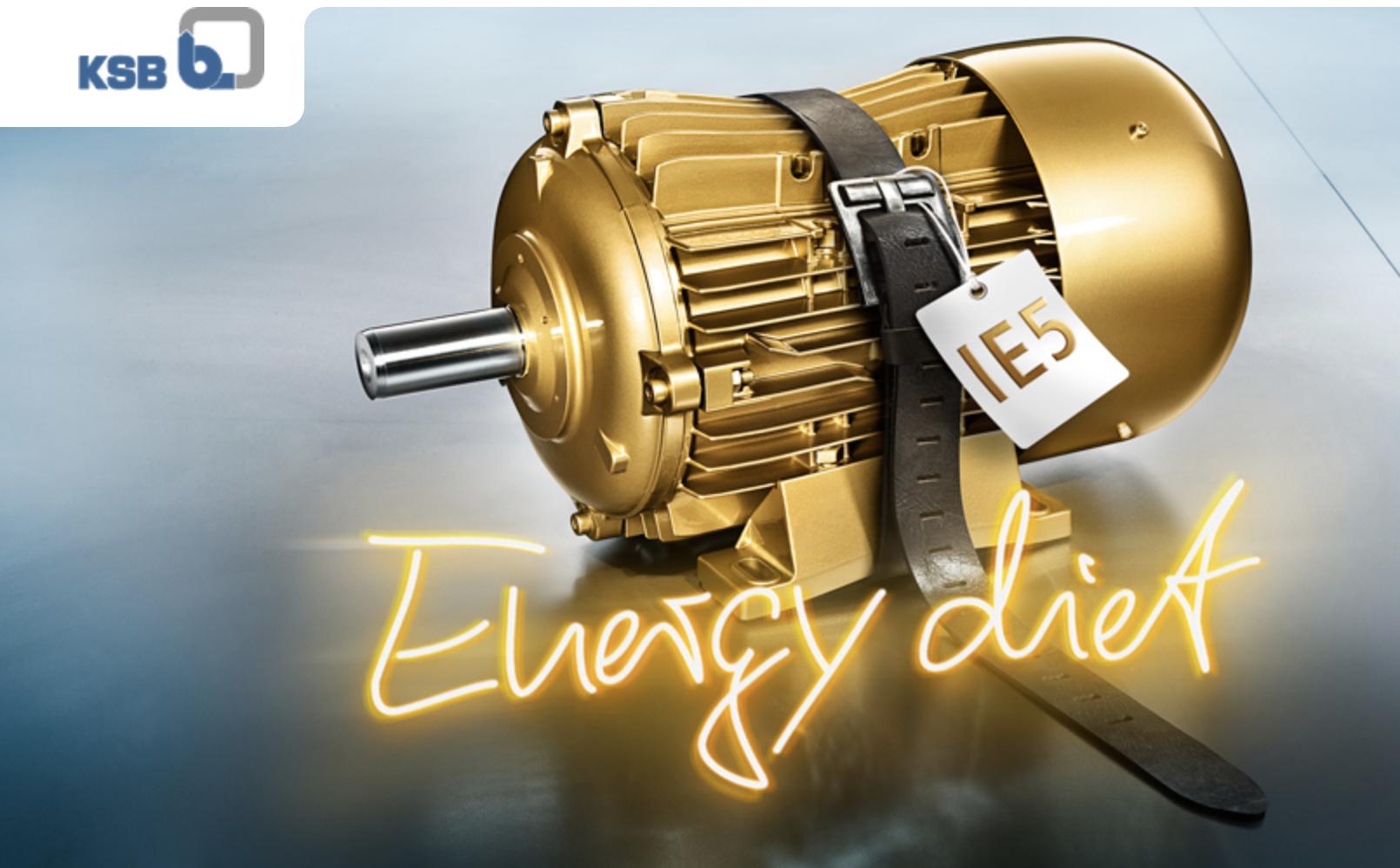 Motores KSB SuPremE IE4 / IE5