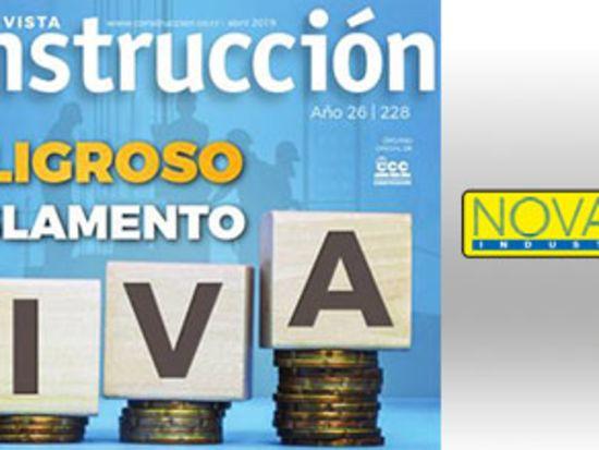 Revista Construcción Mayo