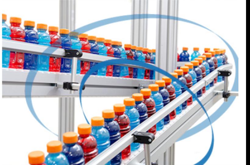 Transportadores para Industrias de Bebida alimenticia