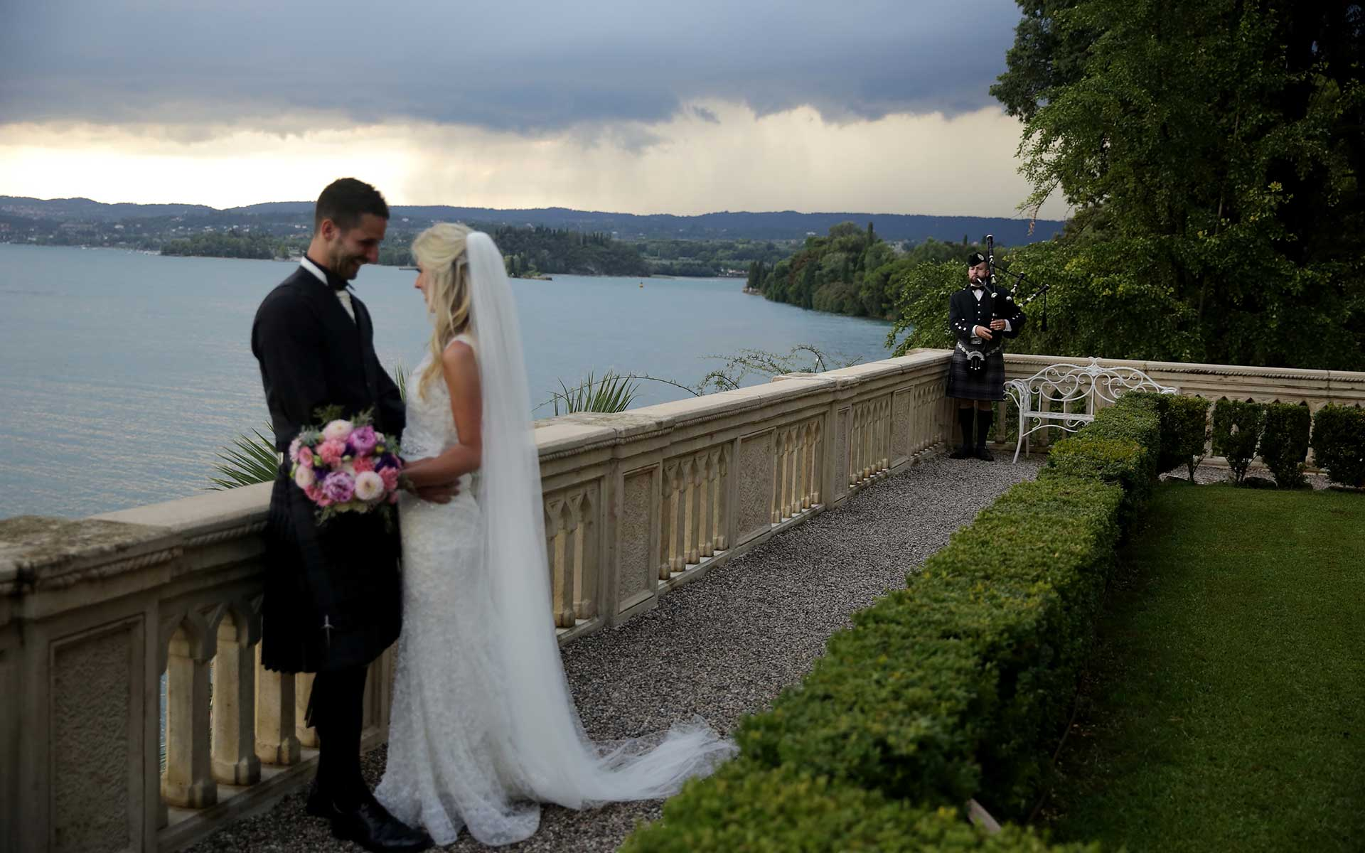Kayleigh & Chris, Isola del Garda