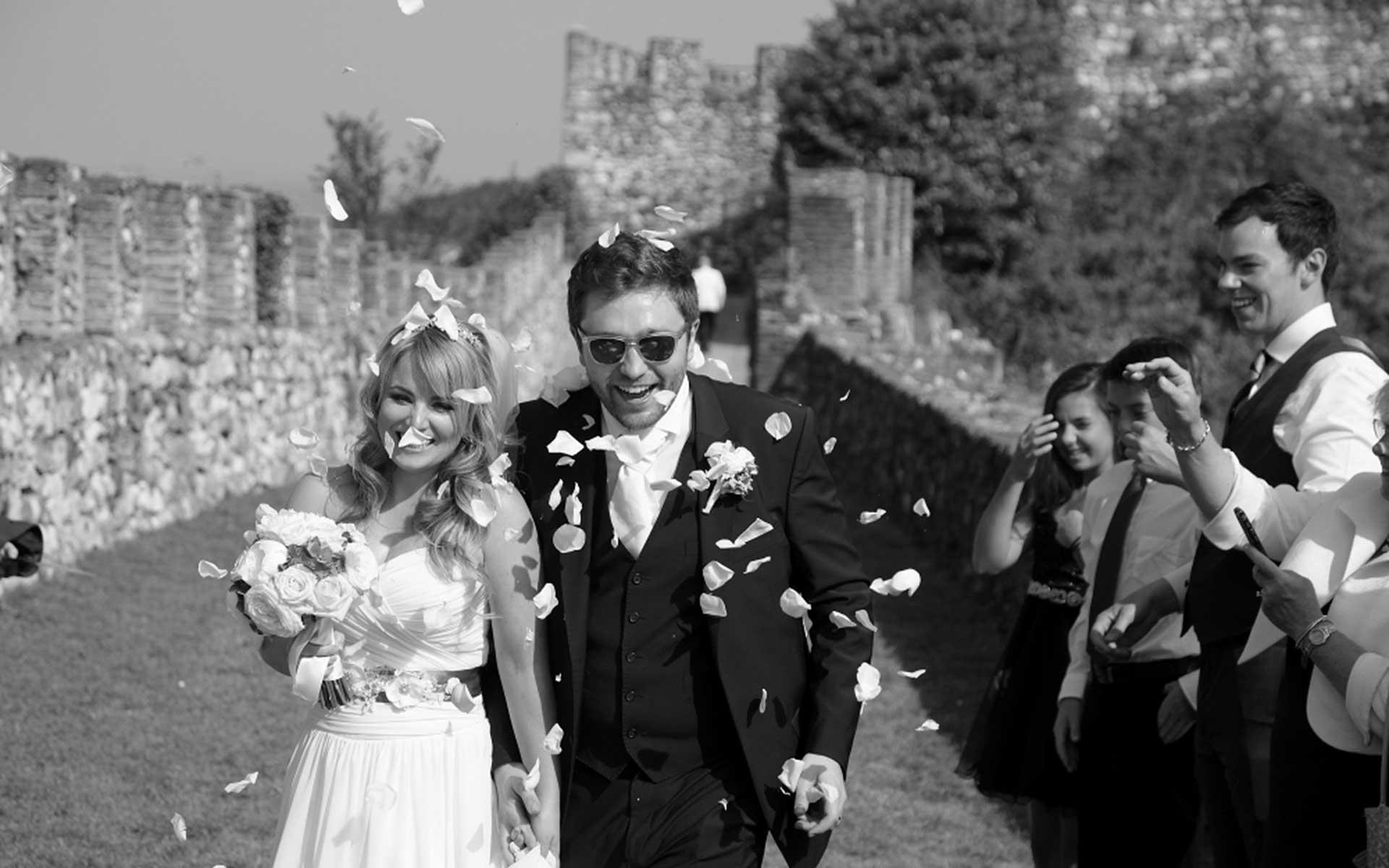 Kirsten & Jon, Lonato Castle
